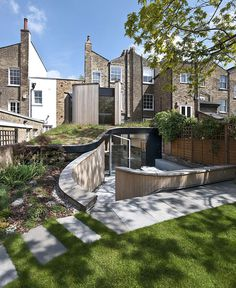 Smart Design Solution – an Extension of a Victorian House