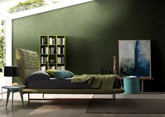 Contemporary Style Bed by Bolzan Letti -  #design,  #furniture,  #modernfurniture, design, furniture