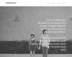21 Examples of Black, White #website #media #design #web