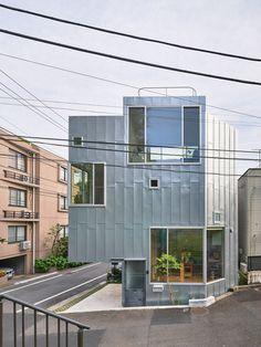 Ondo House by Mamm Design, Tokyo