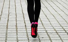 JAK & JIL BLOG » Blog Archive » HIGHLIGHTS OF 2009: PART 1// #pink #red #black #shoes