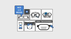 #illustration #animation #glasses #cataract #book #reading #education
