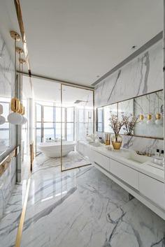 Luxurious Bathroom Design