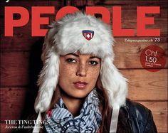20 Minuten Online - Erstes Cover für Jennifer Hurschler - Schweiz #people
