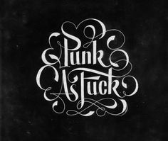 tumblr_kwvxj6urWH1qzs56do1_500.png 500×423 pixels #punk #lettering #white #black #and #hand