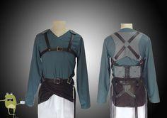 Bertholdt Fubar Survey Corps Uniform Cosplay Costume #corps #uniform #survey