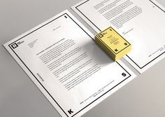 bleed agency #corporate #identity