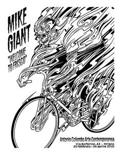 Cinelli True Story: Mike Giant for Everyone #giant #mike