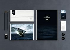 Seafactor / Branding Identity