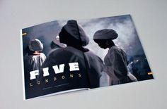 FFFFOUND! #london #photography #boat #type #editorial #magazine #typography
