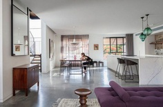 The Charm Townhouse by Meirav Galan Architect 4