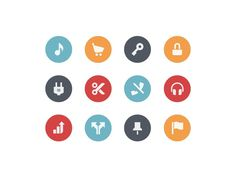 icon buttons #icon #picto #symbol #buttons