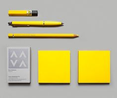 Aava : Lovely Stationery . Curating the very best of stationery design #aava #bond #stationary