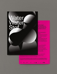 CBK waterstof A5 invitation