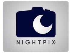 (NIGHTPIX | LOGO DESIGN) #phographer #foto #nightpix #minimal #logo #rodrigues #piedade