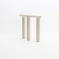 Stool Bone 09 by Loïc Bard