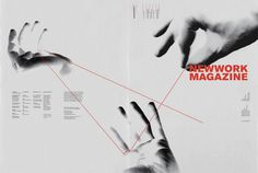 NEWWORK MAGAZINE, Issue 4 on Behance