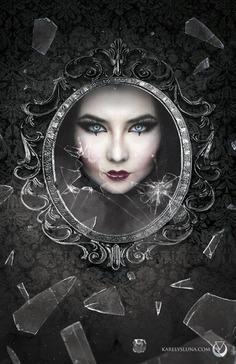 ❤️ 50 Photo Manipulation Examples   Mirror Mirror