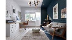 Elegant duplex apartment in MoscowINT2 Architecture - HomeWorldDesign (5) #interior #design #moscow #apartment #duplex