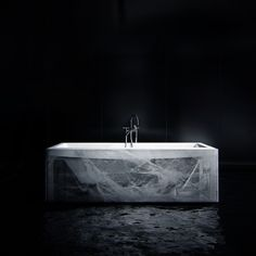 Cool Arctic Bathroom Wastafel Bathtub Styles #interior #design #decor #home #furniture #architecture