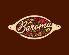 Baroma #logo #brand #nature #identity