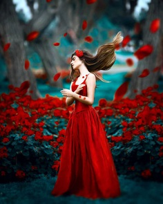 Beautiful Fine Art Portrait Photography by Ronny Garcia
