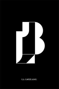 LORRAINE #les #graphitants #typeface #french
