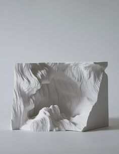 You have to know the material before you can alter it - but does it float #sculpture