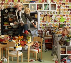 http://www.5piecesgalleryphoto.com/product/mariel-clayton-preserves #prints #editions #contemporary #photography #art #barbie