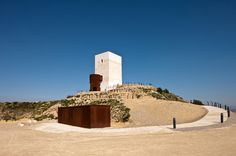 tower restoration by castillo miras arquitectos #restoration