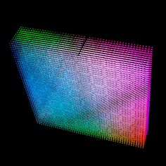 possibilities | Flickr - Photo Sharing! #spectrum #sculpture #light #installation