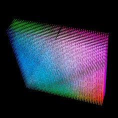 possibilities | Flickr - Photo Sharing! #spectrum #sculpture #light #installation
