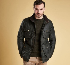 Barbour Lightweight Corbridge Waxed Cotton Jacket