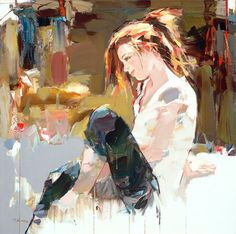 Figurative Paintings by Josef Kote #figurative #paintings #josef kote