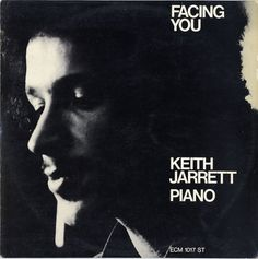 Images for Keith Jarrett - Facing You #album #cover #ecm #helvetica #records