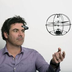 Mind-Controlled Helicopter by Puzzlebox Orbit #tech #flow #gadget #gift #ideas #cool