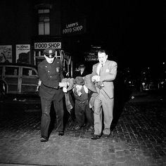 Christmas Eve of 1953, 78th St