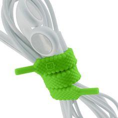 5″ Unlace Cord Wrap #tech #flow #gadget #gift #ideas #cool