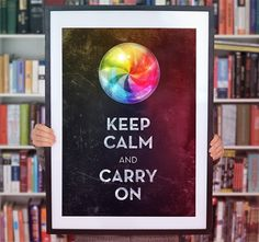 Prints for Sale | Pixelresort.com #colourful #spinner #calm #loading #poster #keep #mac