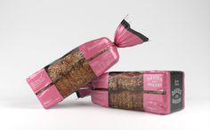 Davies Bakery #typography #packaging
