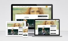 Bulan : Free Minimal Blogging WordPress Theme