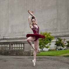 Majestic Portraits of Ballet Dancers by Alvaro Ponce