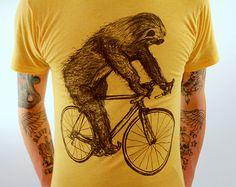 Sloth Bike