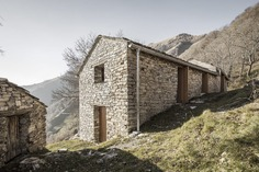 Old Swiss Mountain House Turned into a Vacation Home 3