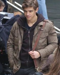 Titans Series Nightwing Robin Jacket | Top Celebs Jackets