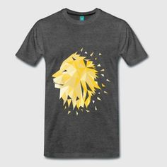 Löwe T-Shirt | Spreadshirt