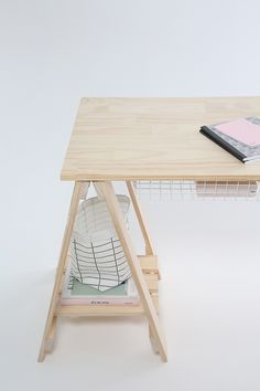 Trestle Desks