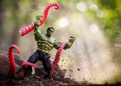 Mitchel Wu Creates Stunning Toy Stories to Show The Absurdities of Life