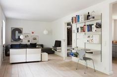 Dieter Rams: Vitsoe 606 Universal Shelving System | Sgustok Design