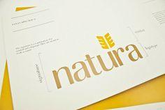 Mariko Wolf | Graphic Design #natura #elegant #typeface #custom